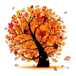 tea fall-tree-clip-art-139323