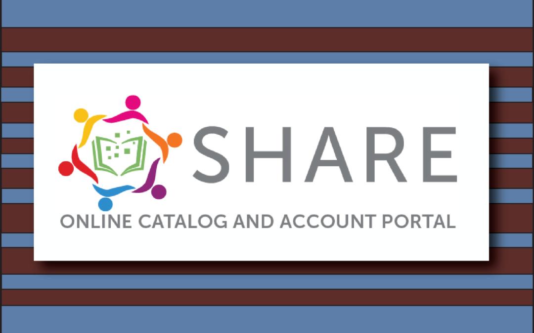 SHARE Catalog access