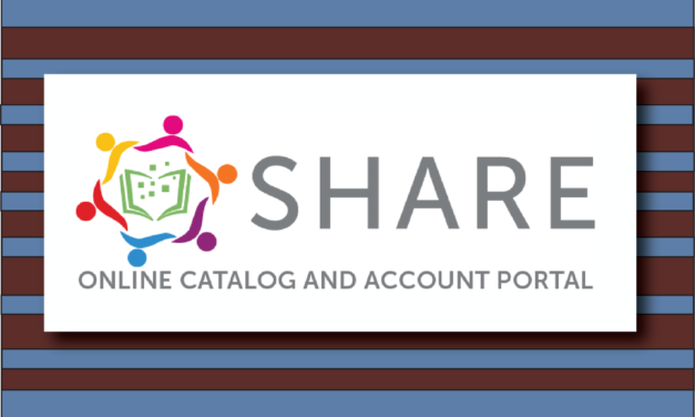 SHARE Catalog access